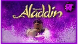 ROBLOX: ALADDIN THE MUSICAL