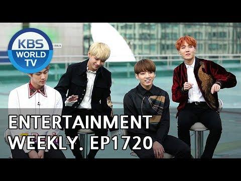 Entertainment Weekly | 연예가중계 - BTS, Kwon Sangwoo, Kim Goeun, etc. [ENG/CHN/2018.06.11]