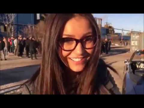 Nina Dobrev funny/best moments