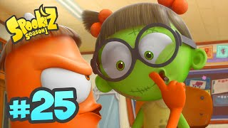Spookiz | 125 - How to Steal his Heart (Season 1 - Episode 25) | Cartoons for Children 스푸키즈