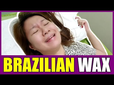BRAZILIAN WAXING Eyebrow Threading at Lay Bare Fairview Terraces | BIRTHDAY Prep Part 1 | Tita Wi from YouTube · Duration:  13 minutes 8 seconds