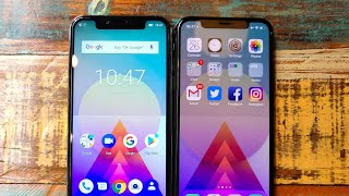 Ulefone X Unboxing + Hands-On: Closest Budget iPhone X Clone