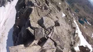 Cresta integral dels Besiberris per Cavallers