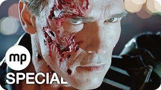 TERMINATOR 2 3D Film Clip & Trailer German Deutsch (2017) Exklusiv