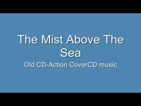 Michał Wilczyński - The Mist Above The Sea - Old CD-Action Cover CD music
