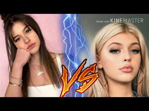 The Best Muser Battle - Léa Elui Ginet VS Loren Gray I Best ally Compilation 2018