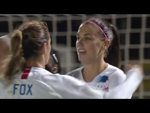 WNT vs. Scotland: Highlights - Nov. 13, 2018