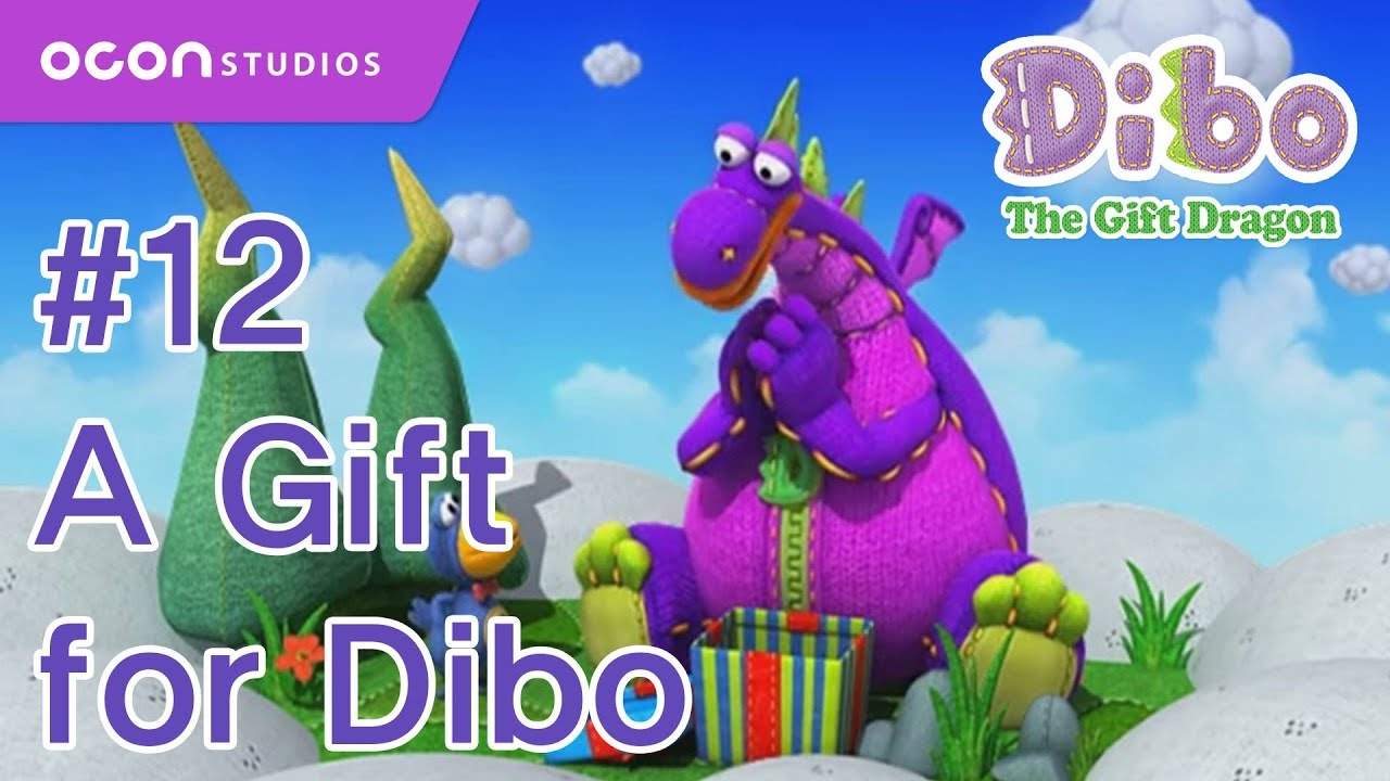 Dibo the gift dragon 12 a gift for diboeng dubocon youtube dibo the gift dragon 12 a gift for diboeng dubocon negle Images