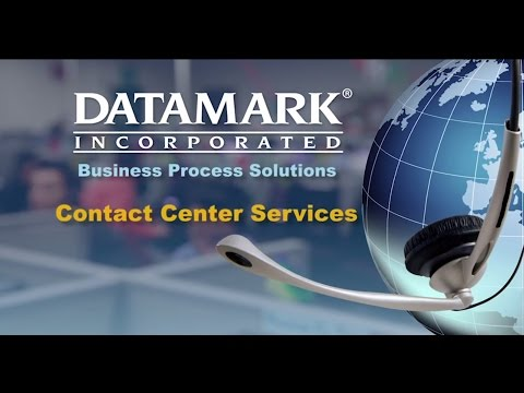 DATAMARK Bilingual (English Spanish) Contact Center Services Overview