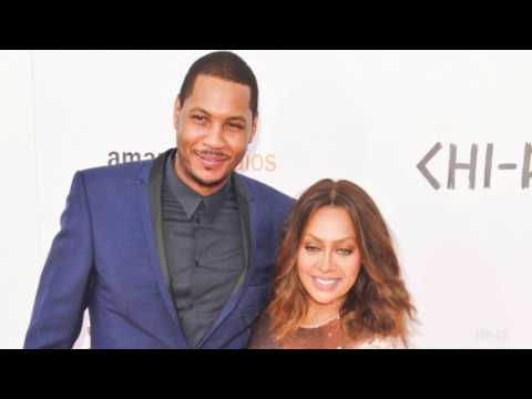 Carmelo Anthony Reportedly Knocked Up Stripper!