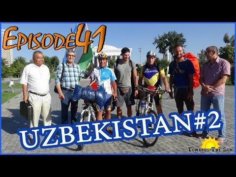Kyrgyzstan + Tashkent (Uzbekistan). Towards The Sun by Hitchhiking 41