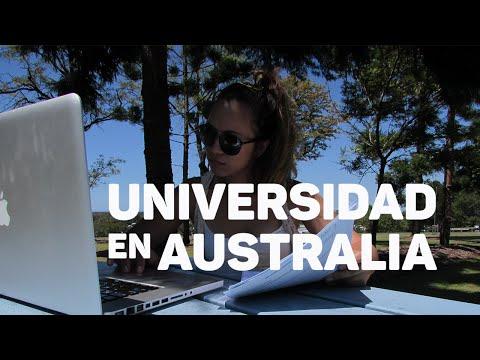 Mi Experiencia En La Universidad   Acá En Australia