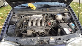 VW Golf Mk3 ABF 2.0L 16V engine idling issues fixed