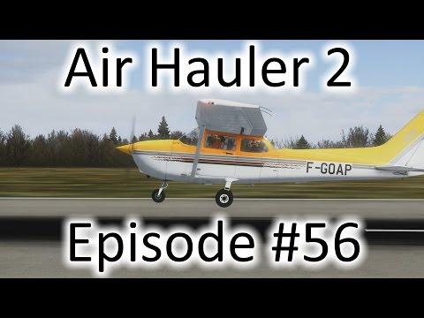 FSX | Air Hauler 2 Ep. #56 - Picking Up 2 Jobs | C-172