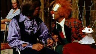Heimwee van een clown