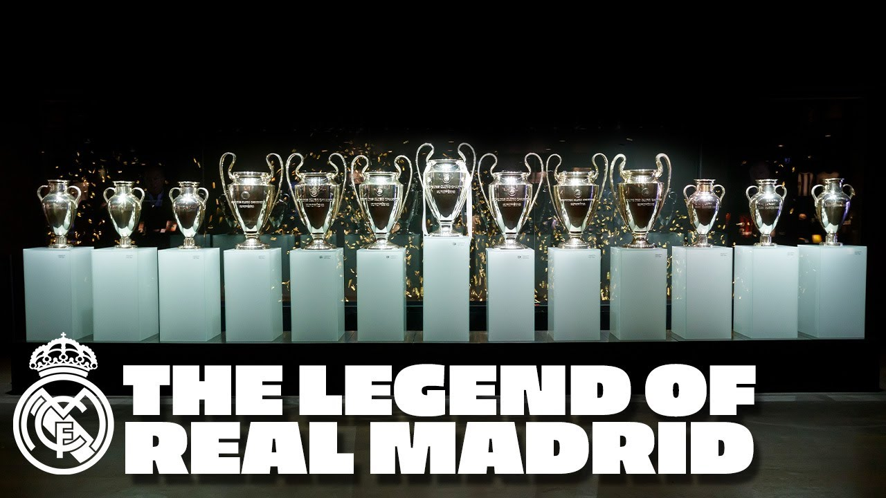 💫 The legend of REAL MADRID | Ramos, Cristiano, Zidane, Raúl & more!