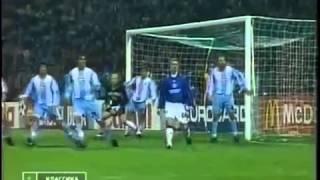 ЛЧ 1999/2000. Динамо Киев - Лацио Рим 0-1 (02.11.1999)