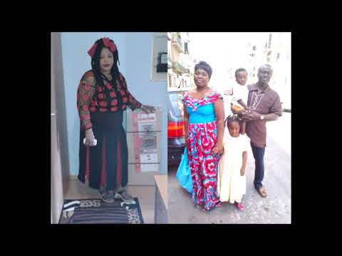 Family in Germany deported to Ghana - advice by Afro Mamaa | Dec. 23. 2018