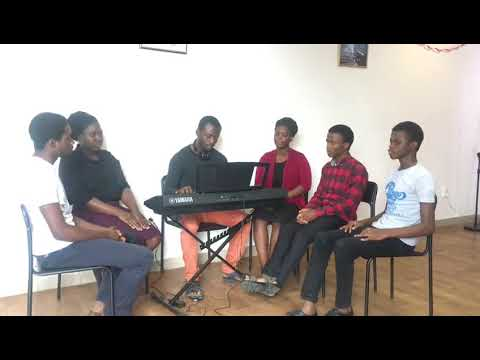 Pure and holy passion/you covered me (cover)