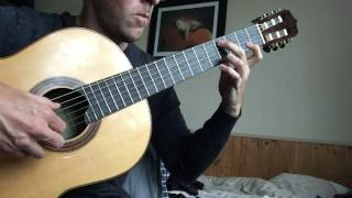 Ornaments on Classical Guitar, 1. Appoggiaturas