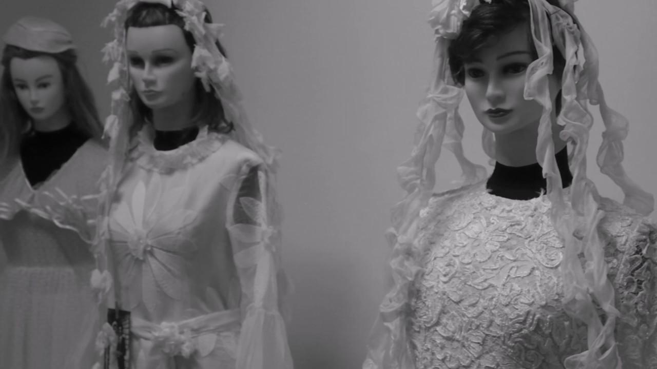 Abiti Da Sposa 1950.Wedding Dresses Exhibition Abiti Da Sposa 1950 1975 Ad