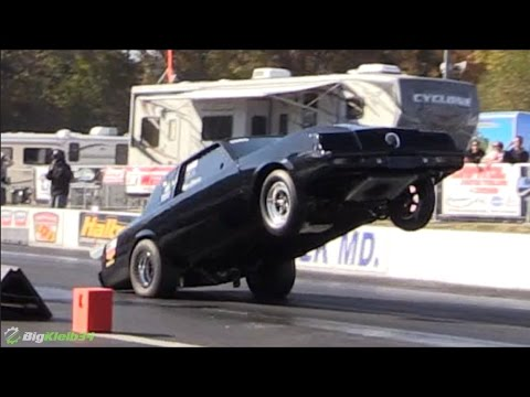 7-Second Grand National - Turbo V8 Swapped Buick!