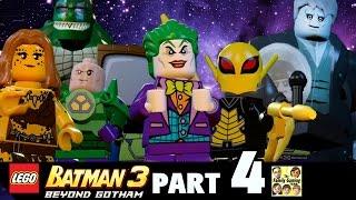 Lets Play Lego Batman 3 - Space Suits You Sir (Part 4 BEYOND GOTHAM)