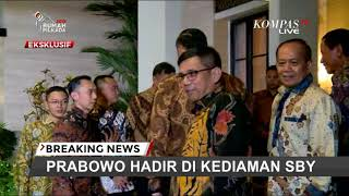 Download Video SBY Sambut Prabowo Subianto di Kediamannya MP3 3GP MP4