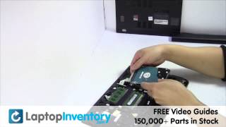 Hard Drive Replacement Acer 725 756 AO725 AO756 Ultrabook