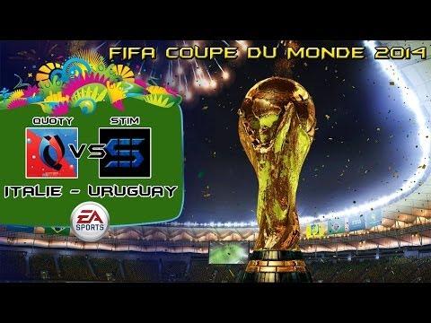 Italie Vs Uruguay | Coupe du Monde de la FIFA : Brésil 2014
