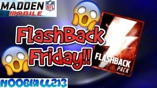 Madden Mobile 16 Whoa!?! Flashback Friday Ep  6