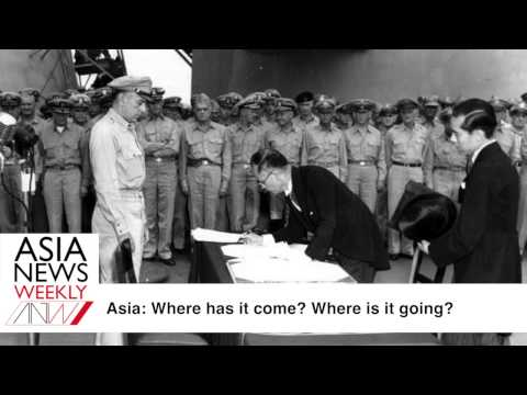 Asia: Where has it come? Where is it going?