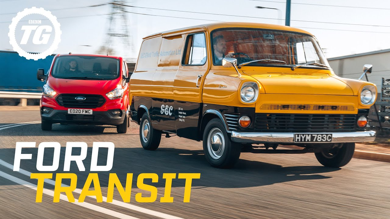 Ford Transit: Is this the most important vehicle in Britain's history? | Top Gear RETROspective