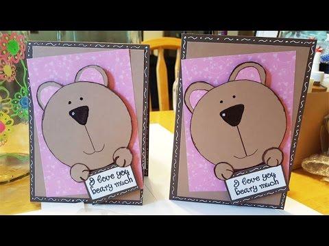 Design Team Project ~ Beary Sentimental Stamp Set
