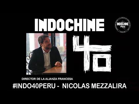 #INDO40PERU - Entrevista a Nicolas Mezzalira, Director general de la Alianza Francesa en Perú