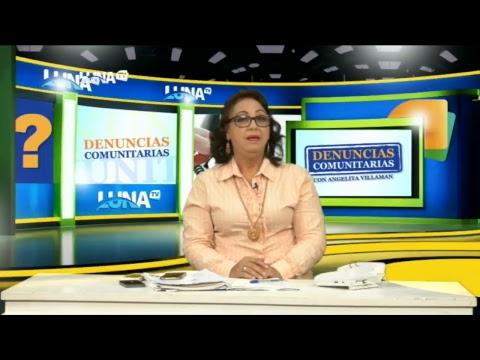 Todas las informaciones de las Denuncias Comunitarias con Angelita Villaman