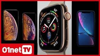 REPLAY 01LIVE : le résumé de la Keynote Apple !