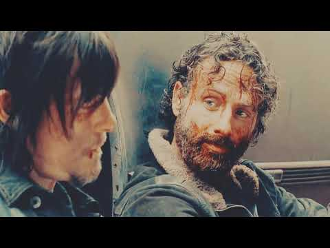 The Walkind Dead II Rick Grimes & Daryl Michonne II Im okay