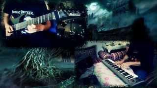 "Shokran : Interlude "" Full Cover "" By Sami Jawahir & MetalbarD ( Split screen )"