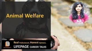 LifePage Career Talk on Animal Welfare