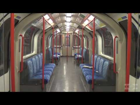 Strike Special - Stratford to Liverpool Street on the Central Line