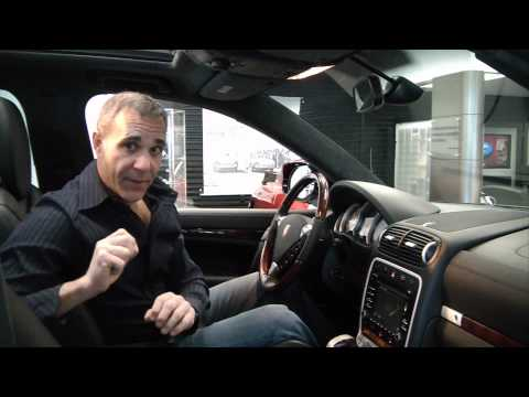 2009 Porsche Cayenne Turbo S Video Review