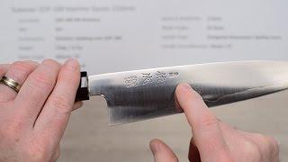 Sukenari ZDP-189 Hairline Gyขto 210mm Quick Look