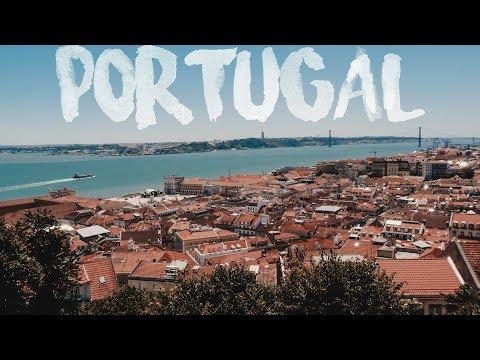CINEMATIC WEEKEND IN LISSABON | VLOG 20 | PORTUGAL