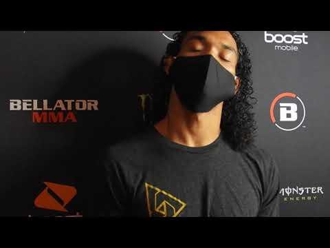 Benson Henderson Bellator 243 pre-fight interview: Covid-19 training, preparing for rematch, goals.