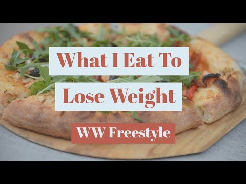 WHAT I EAT TO LOSE WEIGHT ON WW | PHILLY CHEESE PASTA!! | WEIGHT WATCHERS!! #1