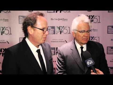 NYFF: Nebraska Red Carpet Interviews - Making the Movie