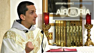 Augustine's Solution to Sex Abuse: Chastity of the Heart - Aug 28 - Homily - Fr Matthias