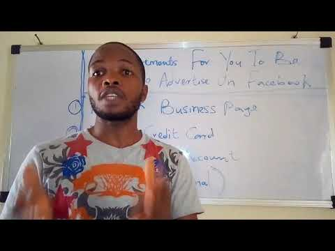 Requirements For Advertising On Facebook In Nigeria