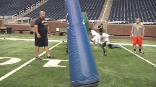 2015 MAC Football Youth Clinic